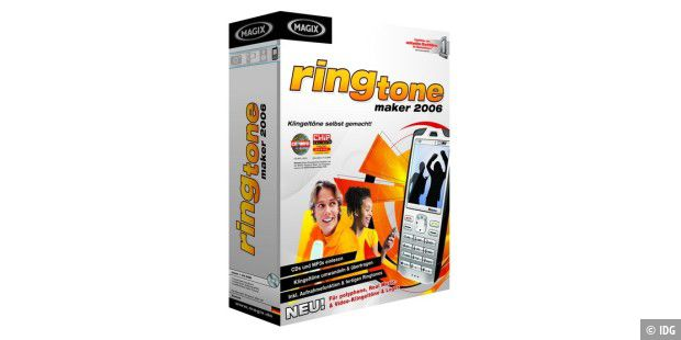 Magix Ringtone Maker 2006
