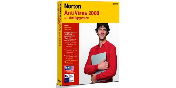 Norton AntiVirus 2008
