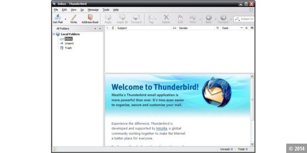 Download des Tages: Thunderbird
