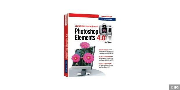 Data-Becker-Buch Photoshop Elements 4.0