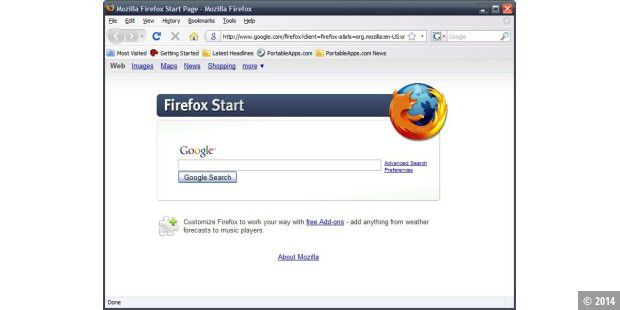 Download des Tages: Firefox portable