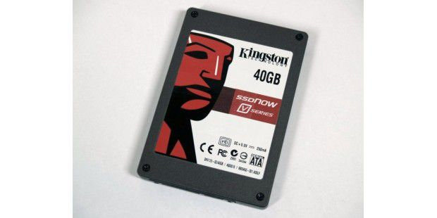 Kingston SSD Now V-Series SNV125-S2 mit 40 GB