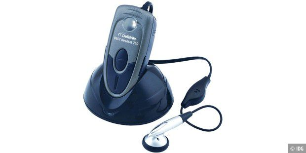 DeTeWe DECT Headset 760