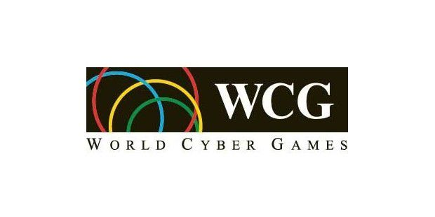 World Cyber Games 2008 Logo Klein