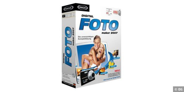 Magix Digital Foto Maker 2007