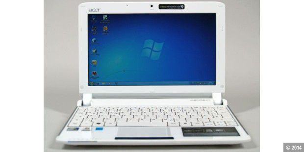 Acer Aspire One 532: Netbook im Test