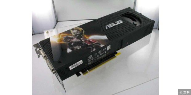Doppeldecker: Asus ENGTX295 2DI 1792MB