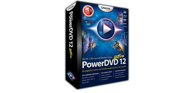 PowerDVD 12 ist erschienen