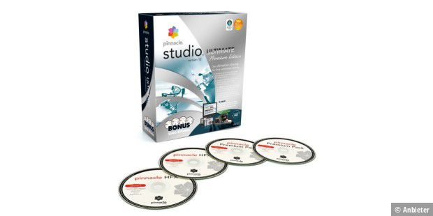 Pinnacle 3D Premium Edition