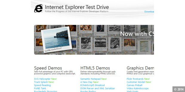 Internet Explorer 9 Platform Preview 6 ist fertig