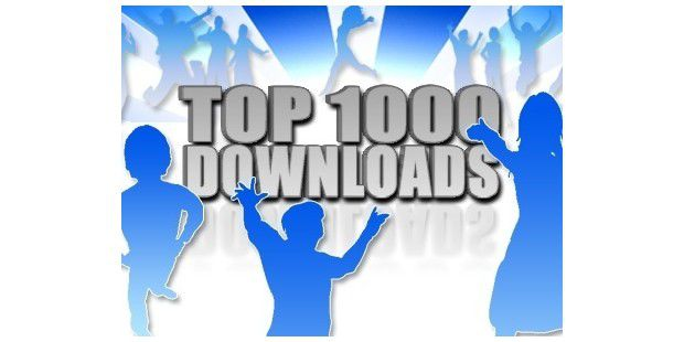 Top 1000 Downloads