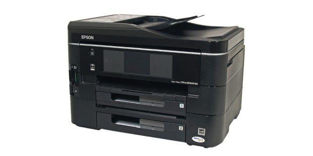 Umfassend ausgestattetes Kombigerät: Epson Stylus Office BX925FWD