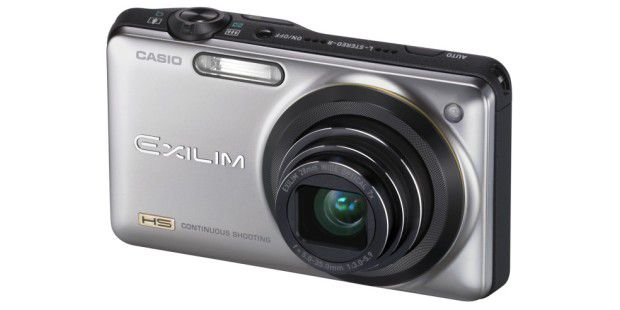 Casio Exilim High-Speed EX-ZR10