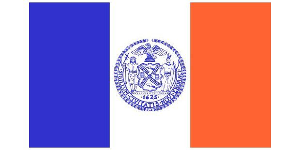 New York City - Flagge