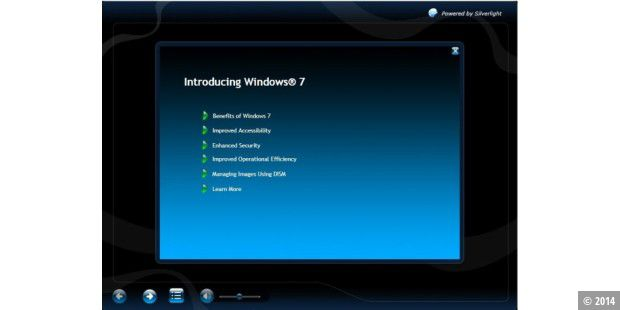 12 Lern-Videos für Windows 7 von Microsoft