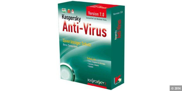 schutzsoftware kaspersky internet security 7 0 anti virus 7 0 pc welt. Black Bedroom Furniture Sets. Home Design Ideas