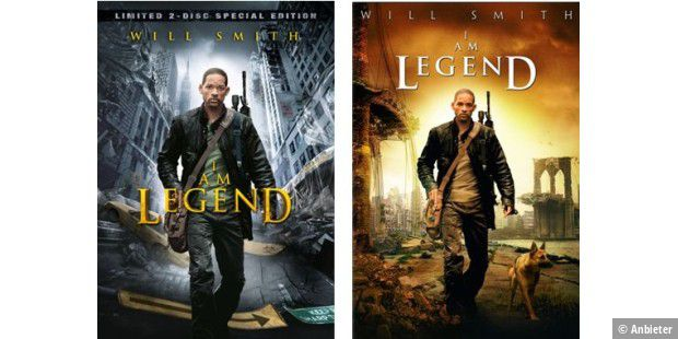 Warner Home Video Germany I am Legend