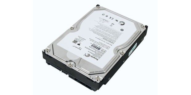 Seagate Barracuda LP 1 TB (ST31000520AS) im Test