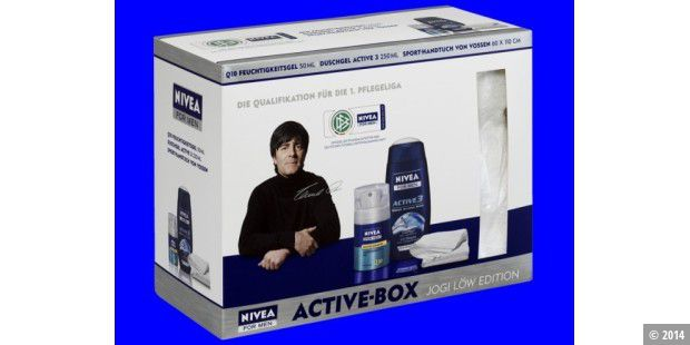 Die NIVEA Active-Box