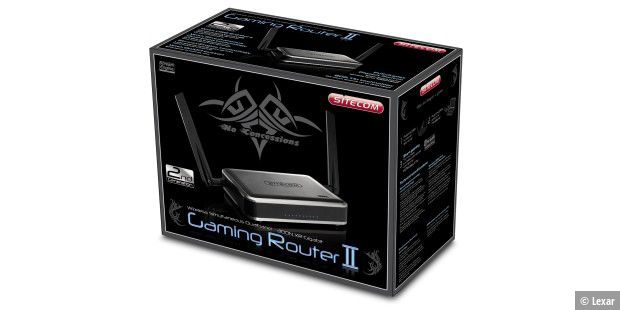 Sitecom Gaming Router 2