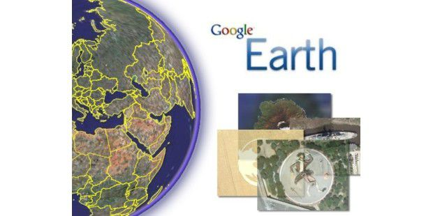 Google Earth und Co.
