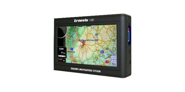 Navigationsgerät TakeMS traffix 43