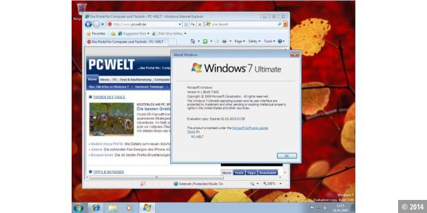 Windows 7 Beta läuft am 1. Juni ab