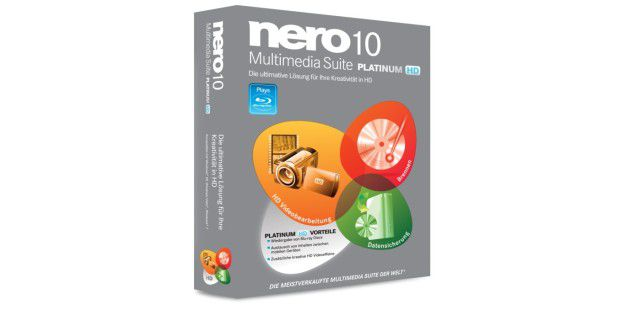 Nero Multimedia Suite 10 Platinum HD