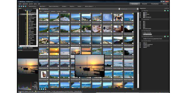 Bildverwaltung in ACDSee Pro 4
