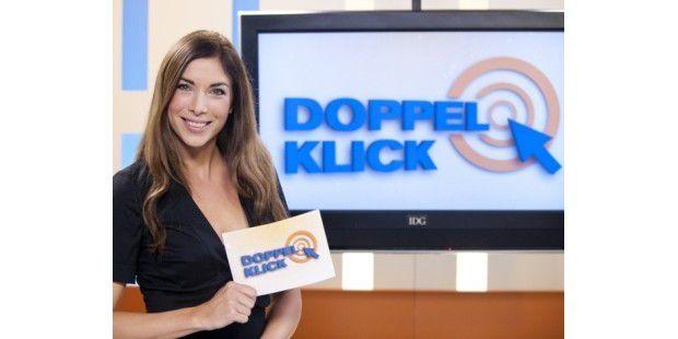Doppelklick-Moderatorin Alexandra Polzin