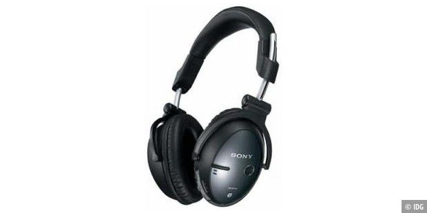 Big is beautiful: Sonys BT-Headset DR-BT50