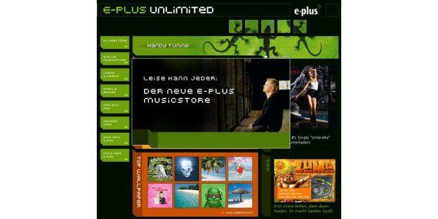 E-Plus Musicstore