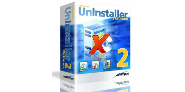 Ashampoo UnInstaller Platinum 2