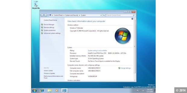 Windows 7 Build 7057 - alle Details & Bilder