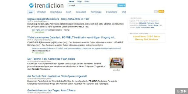Trendiction.de