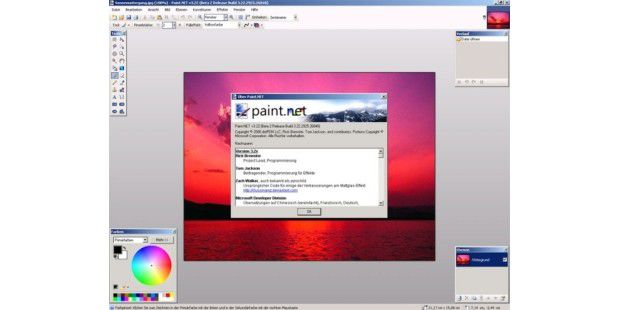 Paint.net 3.22 Beta 2