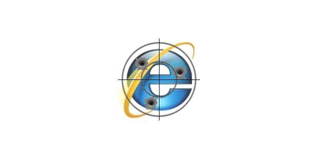 Lücken im Internet Explorer