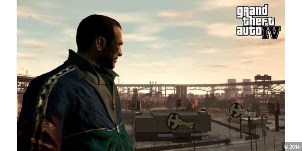 Grand Theft Auto IV: Impressionen