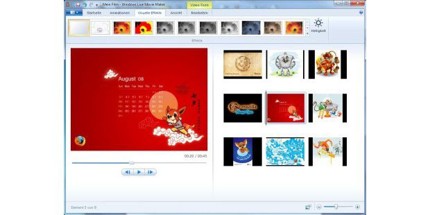 Windows Live Movie Maker (Beta)