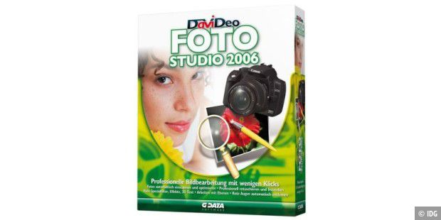 G Data DaViDeo FotoStudio 2006