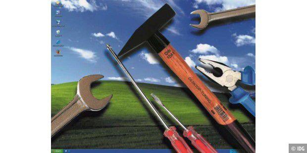 spezialfunktion macht pc-reparaturen leichter - pc-welt, Einladung