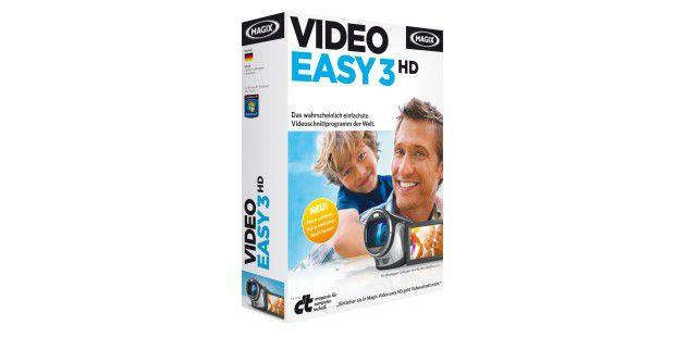 Mit dem Video Easy 3 HD kommen auch Einsteiger gutzurecht