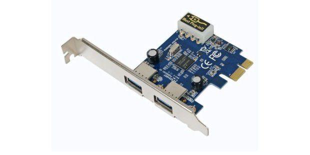 USB 3.0 PCI Express Karte