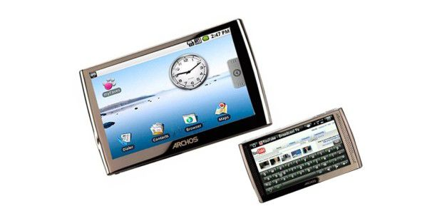 Archos Internet Media Tablet