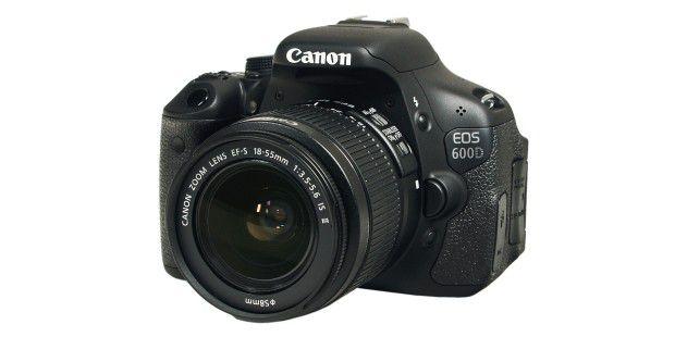 Canon EOS 600D im Test