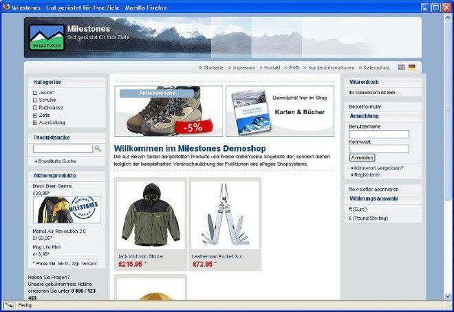 Einen Eigenen Online Shop Einrichten Pc Welt
