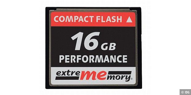 Extrememory 16GB CF
