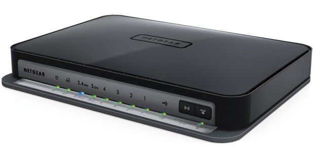 Netgear N750 Wireless Dualband Gigabit Router WNDR4000