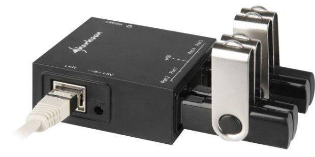 USB LANPort im Test