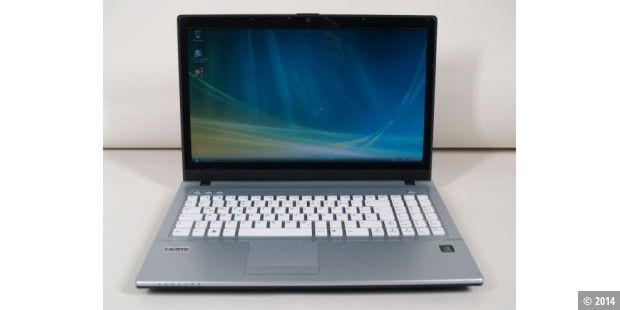 Allround-Notebook im Test: Nexoc E630